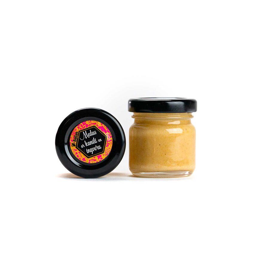 Medus ar kanēli un ingveru
