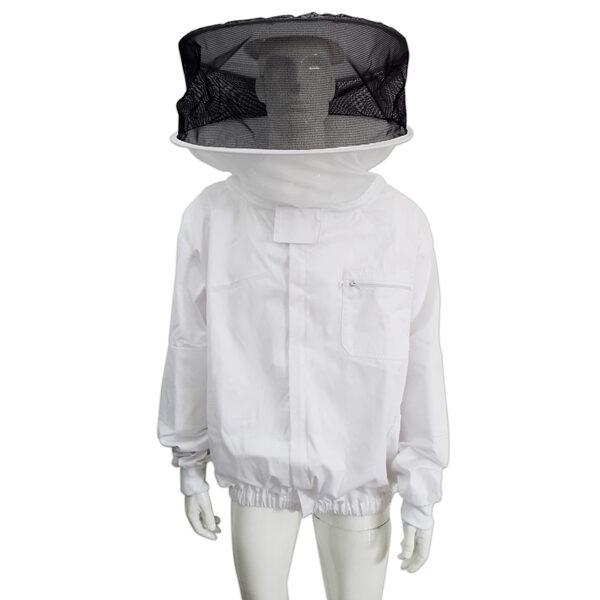 Beekeeper jacket with hat