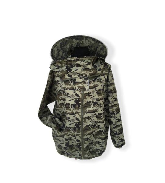 Beekeeper's jacket, camouflage