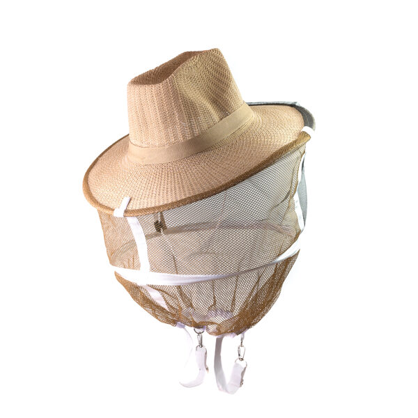 Beekeeper's hat with veil