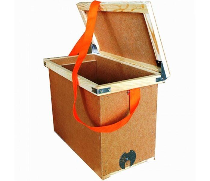 Rāmīšu kaste (6 rāmīši)