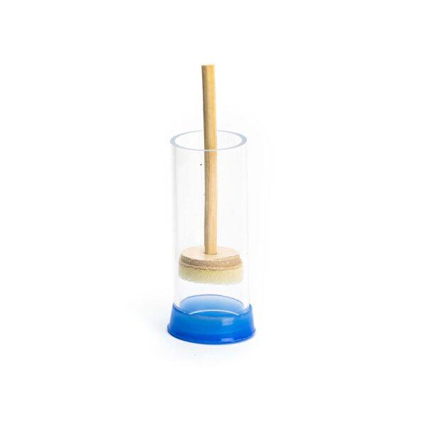 Stikla māšu marķējamā kolba