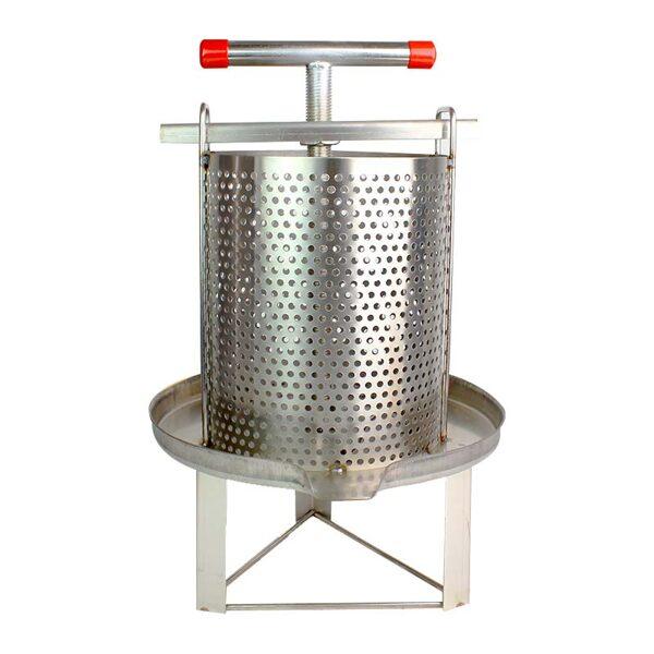 Wax - honey press