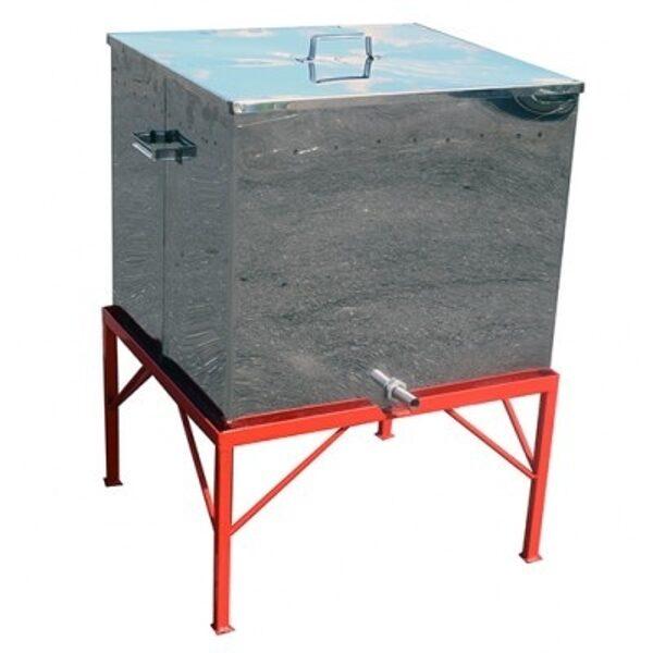 Steam wax melter for 13 Dadan hive frames