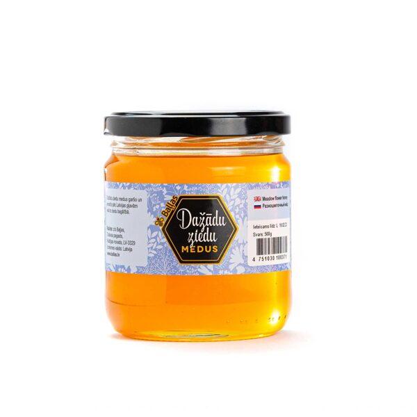 Meadow flower honey