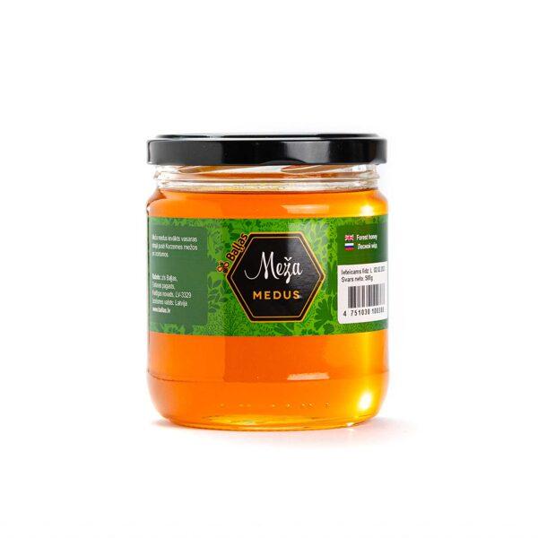 Forest flower honey