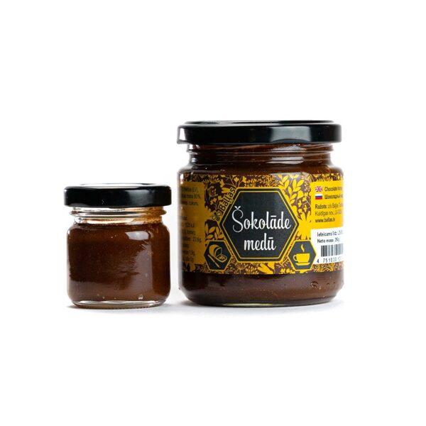 Šokolāde medū